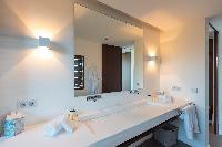 clean lavatory in Saint Barth Villa My Way luxury holiday home, vacation rental