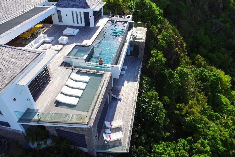 awesome Saint Barth Villa My Way luxury holiday home, vacation rental