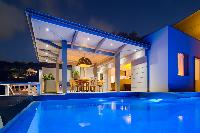 fun Saint Barth Villa Datcha luxury holiday home, vacation rental