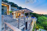 beautiful Saint Barth Villa Datcha luxury holiday home, vacation rental