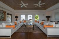 spacious Saint Barth Villa Lagon Vert luxury holiday home, vacation rental