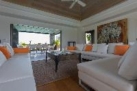cozy Saint Barth Villa Lagon Vert luxury holiday home, vacation rental