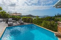 awesome Saint Barth Villa Petit Lagon luxury holiday home, vacation rental