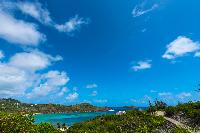 beautiful seafront Saint Barth Villa Petit Lagon luxury holiday home, vacation rental