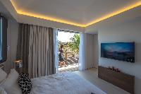 sunny and airy Saint Barth Villa Seven luxury holiday home, vacation rental