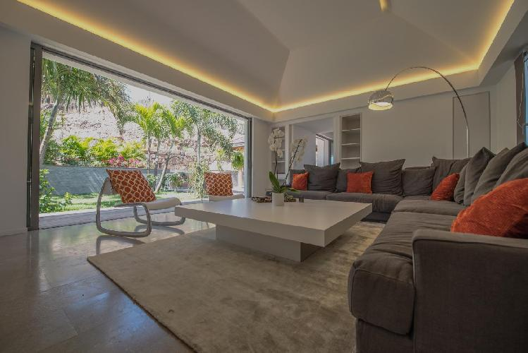 breezy and bright Saint Barth Villa Seven luxury holiday home, vacation rental
