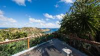 splendid view from Saint Barth Villa Au Rêve luxury holiday home, vacation rental