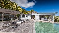 amazing Saint Barth Villa Au Rêve luxury holiday home, vacation rental