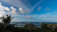 beautiful view from Saint Barth Villa Casa Tigre luxury holiday home, vacation rental