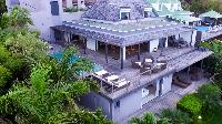 awesome exterior of Saint Barth Villa Casa Tigre luxury holiday home, vacation rental