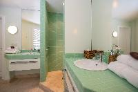 neat lavatory in Saint Barth Villa La Maison Sur Le Port luxury holiday home, vacation rental