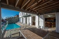 amazing Saint Barth Villa La Maison Sur Le Port luxury holiday home, vacation rental