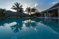 cool pool Saint Barth Villa La Roche Dans l'Eau luxury holiday home, vacation rental