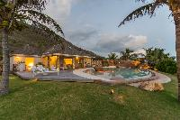 magical Saint Barth Villa La Roche Dans l'Eau luxury holiday home, vacation rental