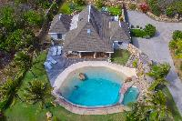 awesome Saint Barth Villa La Roche Dans l'Eau luxury holiday home, vacation rental