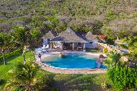 amazing Saint Barth Villa La Roche Dans l'Eau luxury holiday home, vacation rental