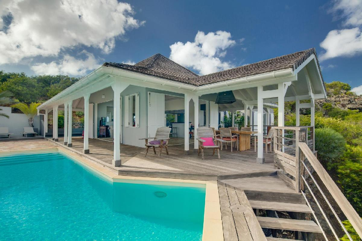 Saint Barth Villa - Lagon Bleu