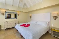 well-appointed Saint Barth Villa Lagon Bleu luxury holiday home, vacation rental