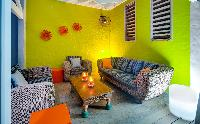 fully furnished Saint Barth Villa Lagon Bleu luxury holiday home, vacation rental