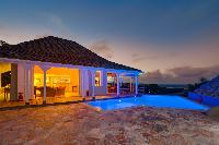 romantic Saint Barth Villa Lagon Bleu luxury holiday home, vacation rental