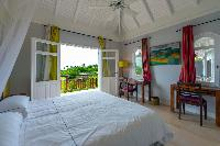 sunny and airy Saint Barth Villa Lagon Jaune luxury holiday home, vacation rental