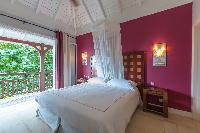 airy and sunny Saint Barth Villa Lagon Jaune luxury holiday home, vacation rental
