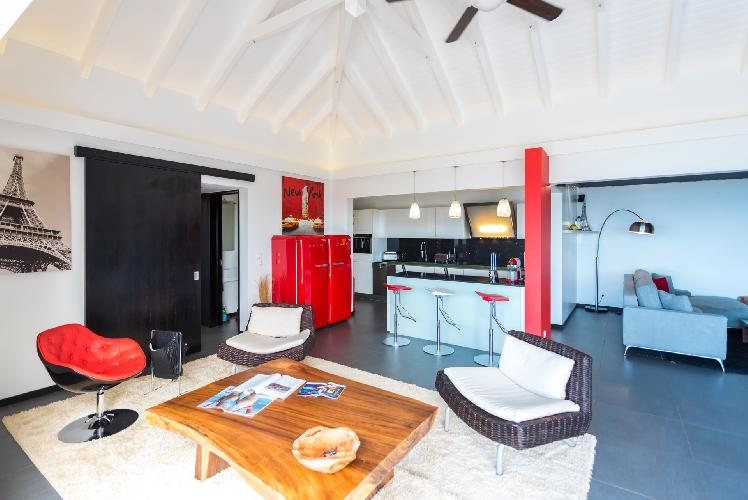 nice Saint Barth Villa Nita luxury holiday home, vacation rental