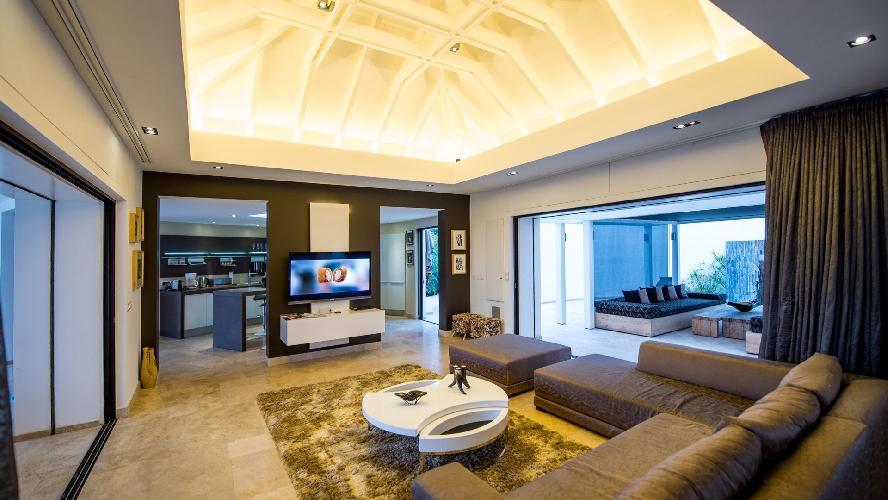 awesome Saint Barth Villa Casa Paraiso luxury holiday home, vacation rental