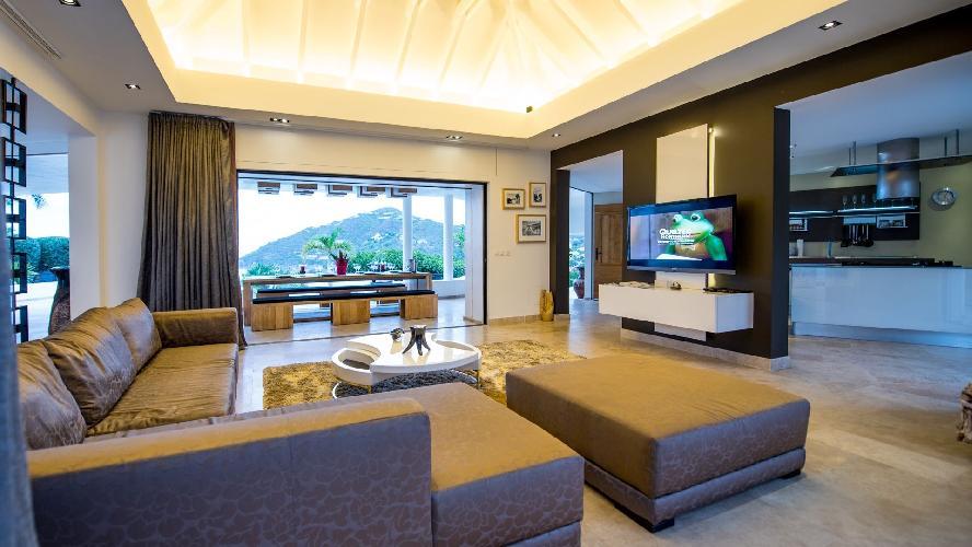 amazing Saint Barth Villa Casa Paraiso luxury holiday home, vacation rental