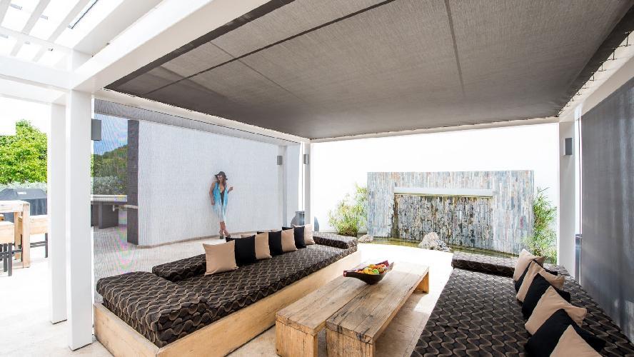 neat Saint Barth Villa Casa Paraiso luxury holiday home, vacation rental
