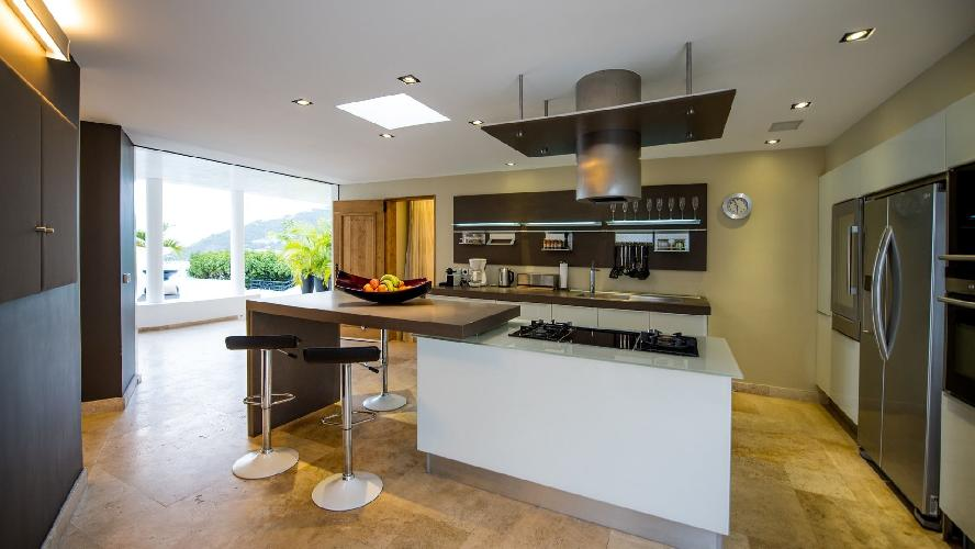 nice interiors of Saint Barth Villa Casa Paraiso luxury holiday home, vacation rental