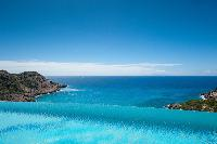 awesome pool of Saint Barth Villa Gouverneur Dream luxury holiday home, vacation rental