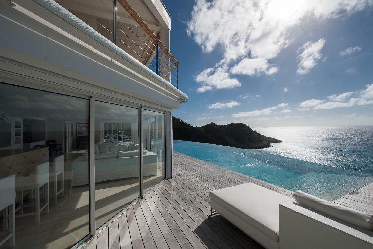 perfect Saint Barth Villa Gouverneur Dream luxury holiday home, vacation rental
