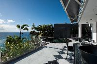 beautiful pool of Saint Barth Villa Gouverneur Jewel luxury holiday home, vacation rental