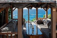 awesome sea view from Saint Barth Villa Gouverneur View luxury holiday home, vacation rental