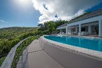 beautiful Saint Barth Villa Gouverneur View luxury holiday home, vacation rental