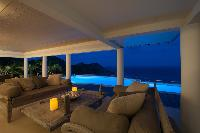 romantic Saint Barth Villa Gouverneur View luxury holiday home, vacation rental