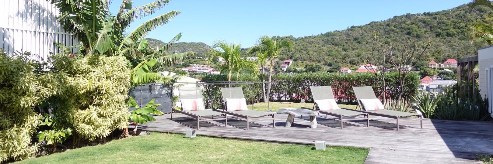 Saint Barth Villa - La Colline