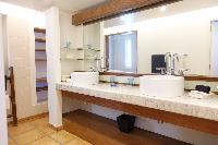 spic-and-span bathroom in Saint Barth Villa La Colline luxury holiday home, vacation rental