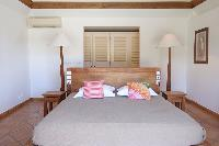 lovely bedroom in Saint Barth Villa La Colline luxury holiday home, vacation rental