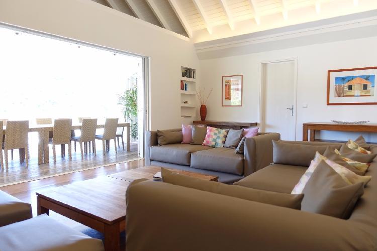 chic Saint Barth Villa La Colline luxury holiday home, vacation rental