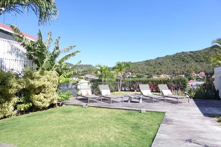 beautiful Saint Barth Villa La Colline luxury holiday home, vacation rental