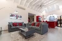 chic Saint Barth Villa La Suite Acajous luxury home, vacation rental