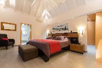 fancy Saint Barth Villa La Suite Acajous luxury home, vacation rental