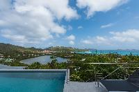 beautiful Saint Barth Villa La Suite Acajous luxury home, vacation rental