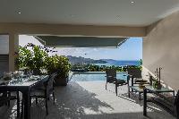 fabulous Saint Barth Villa La Suite Acajous luxury home, vacation rental