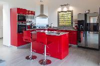 pleasant Saint Barth Villa La Suite Acajous luxury home, vacation rental