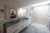 clean Saint Barth Villa La Suite Acajous luxury home, vacation rental