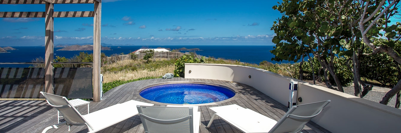Saint Barth Villa - Yellow Bird