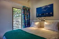 breezy and bright Saint Barth Villa Yellow Bird luxury holiday home, vacation rental
